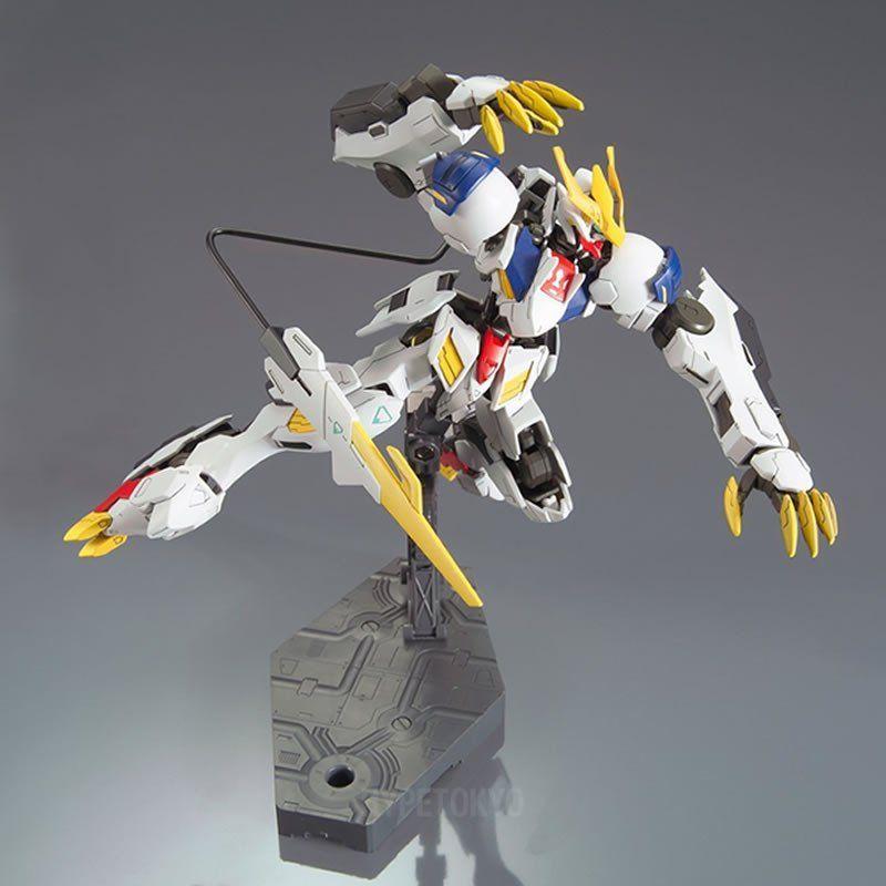 Mobile Suit Gundam Iron Blooded Orphans High Grade 1 144 Plastic Model Gundam Barbatos Lupus Rex Hypetokyo Barbatos Lupus Rex Barbatos Lupus Gundam