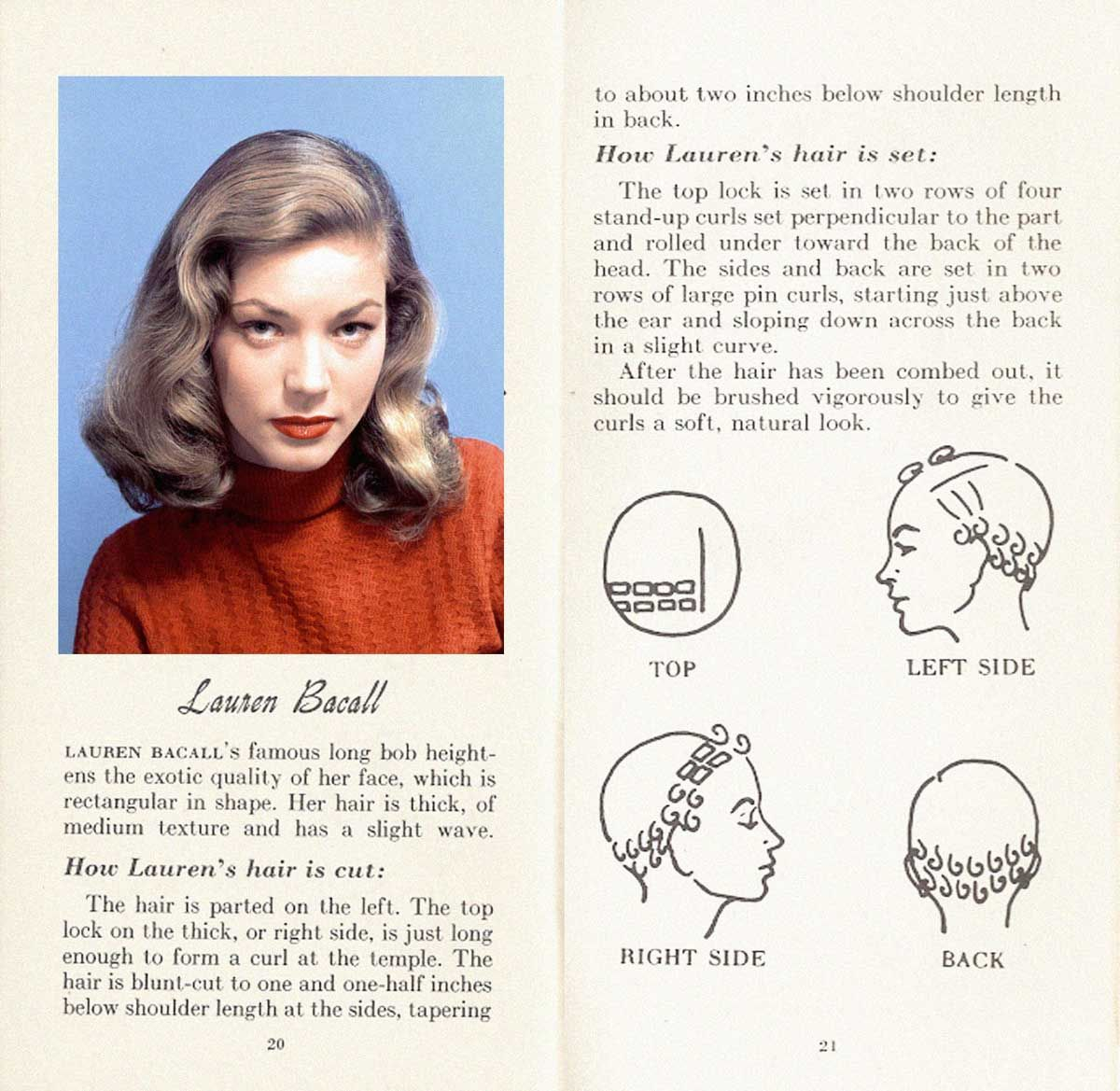 10 hollywood hairstyles of the 50s | hair/ makeup/etc. in