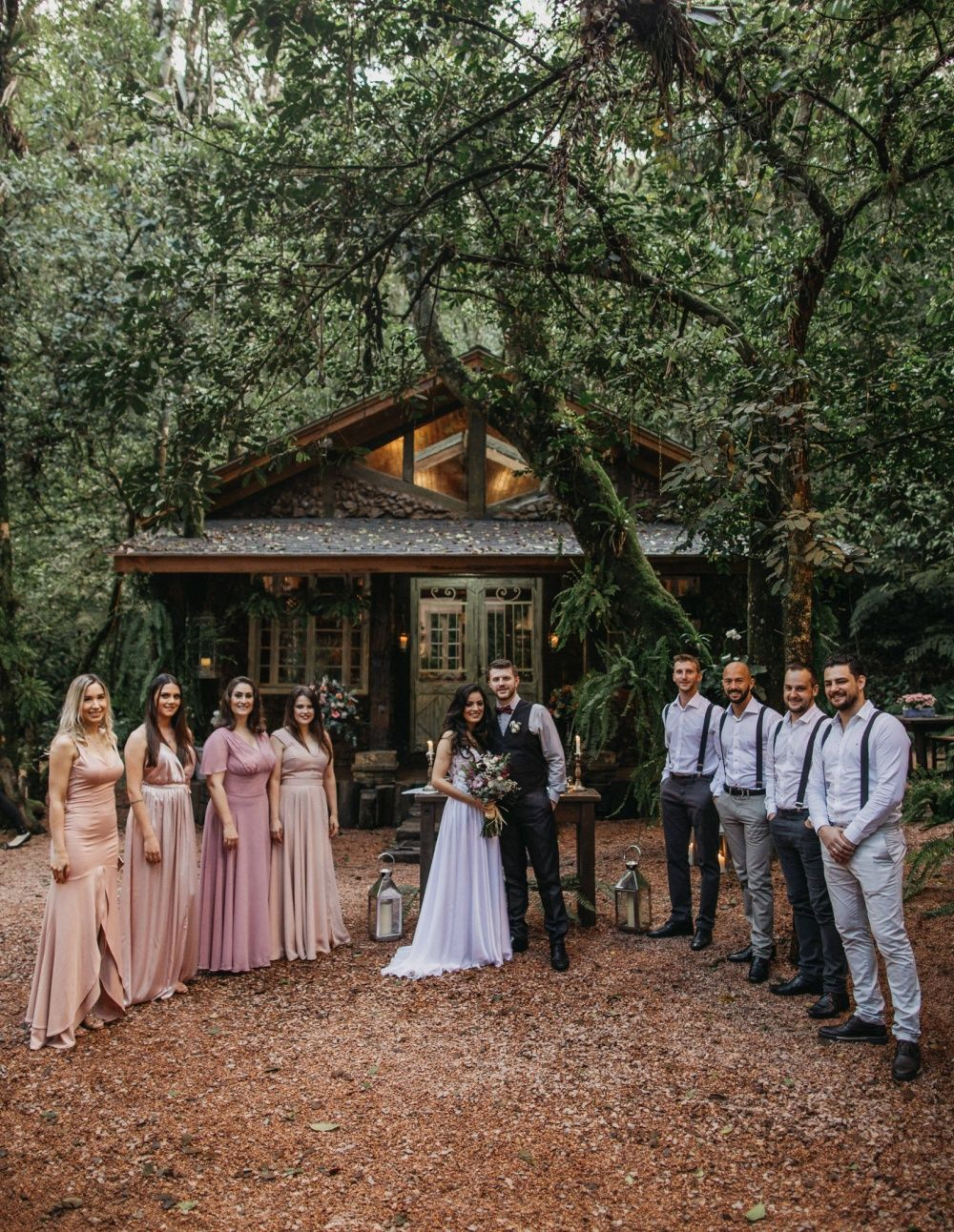 Elopement wedding na floresta brides em pinterest elope