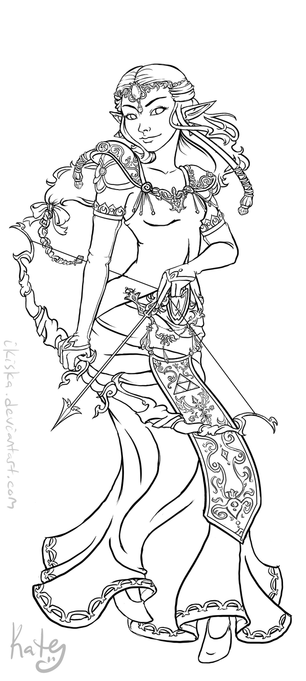 Pin On Fairies Angels Colouring Pages
