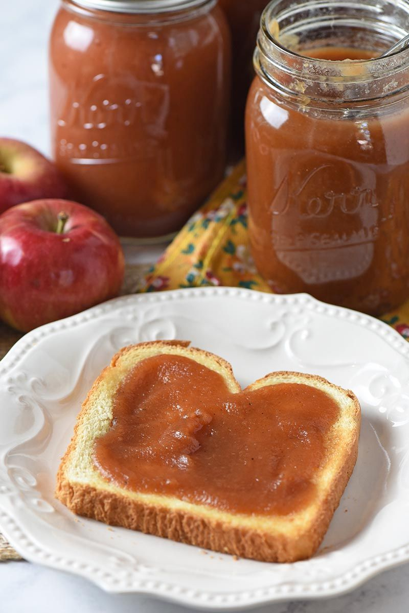Easy Instant Pot Apple Butter Recipe (With images