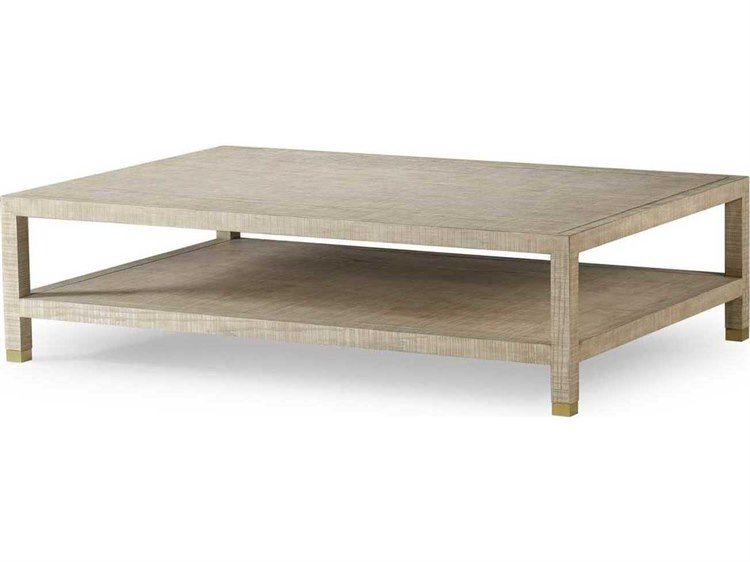 Sonder Distribution Raffles Textured Parchment 60 W X 40 D Rectangular Coffee Table Coffee Table Rectangular Coffee Table Coffee Table Square