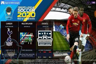 Download Dls 2020 Mega Mod Manchester United In 2020 Play Online United Games Manchester United