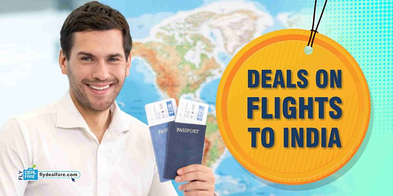 Enjoy the combo of affordable prices and effective guidance in regards to your route at #flydealfare. We manage to provide you the best ever deals on #flightstoIndia that will totally go well with your pocket.