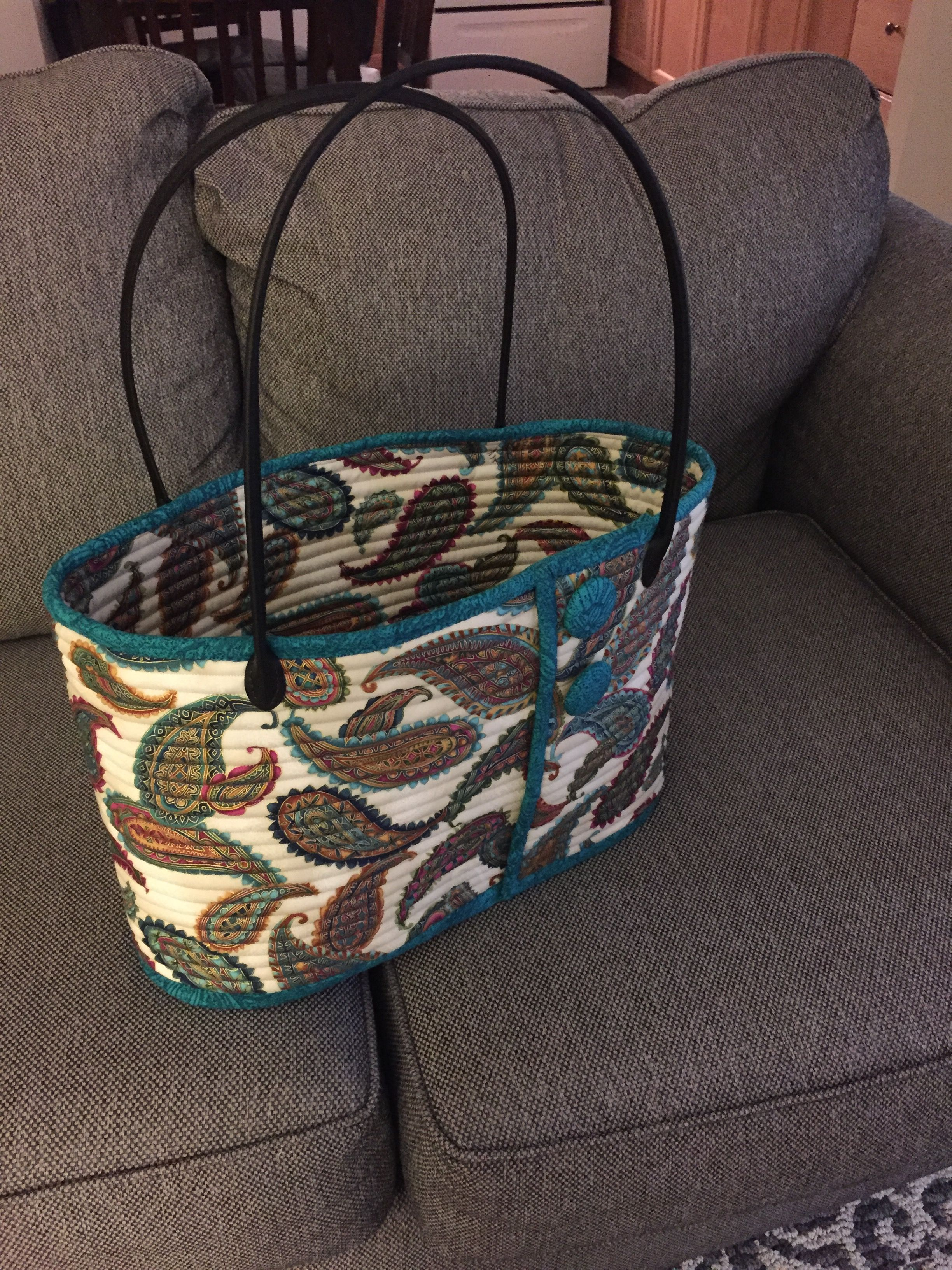 Bag Or Basketrockport Tote From Aunties Patterns