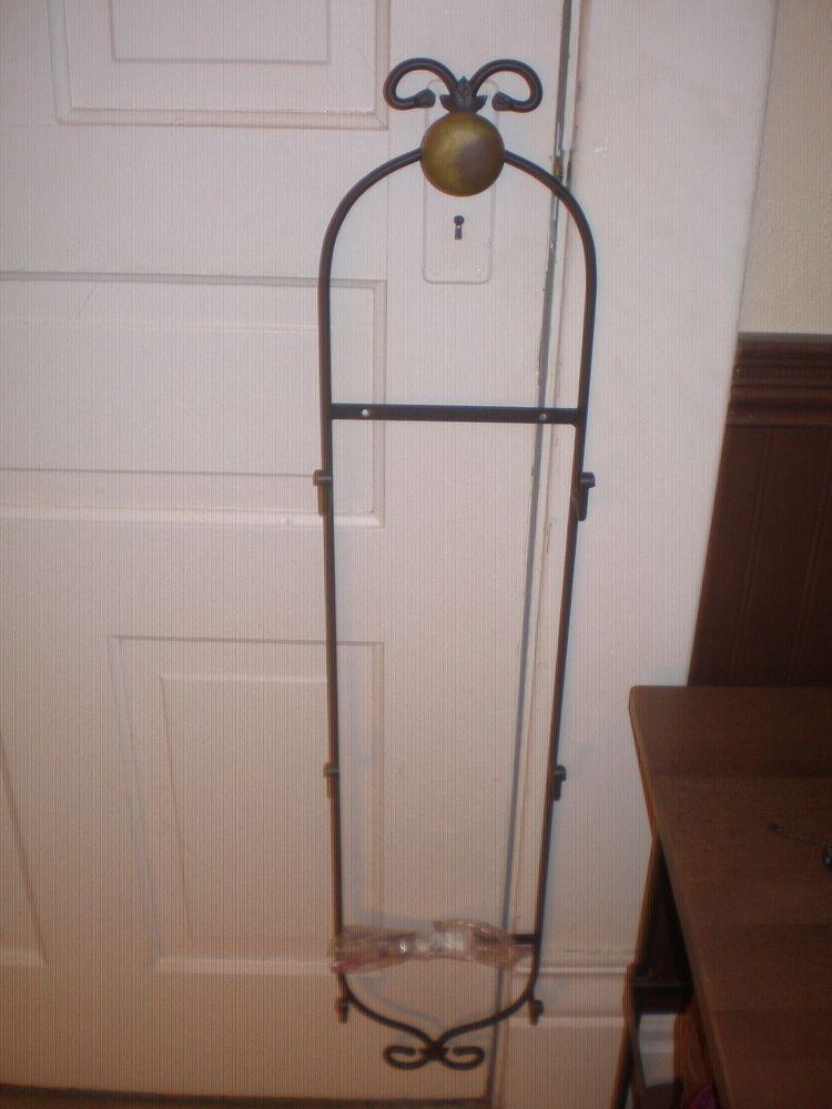 Longaberger Wrought Iron 3 Tier Plate Rack | Plate racks, Wrought ...