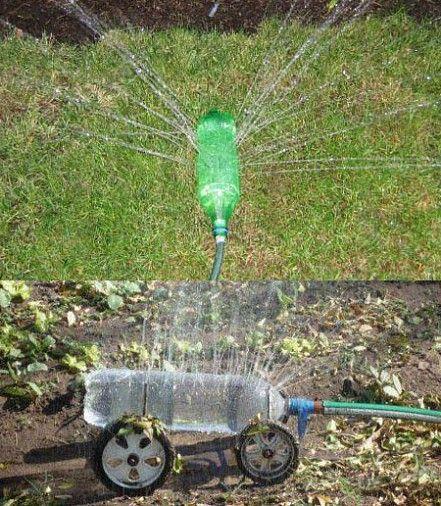 Above Ground Garden Sprinkler Systems