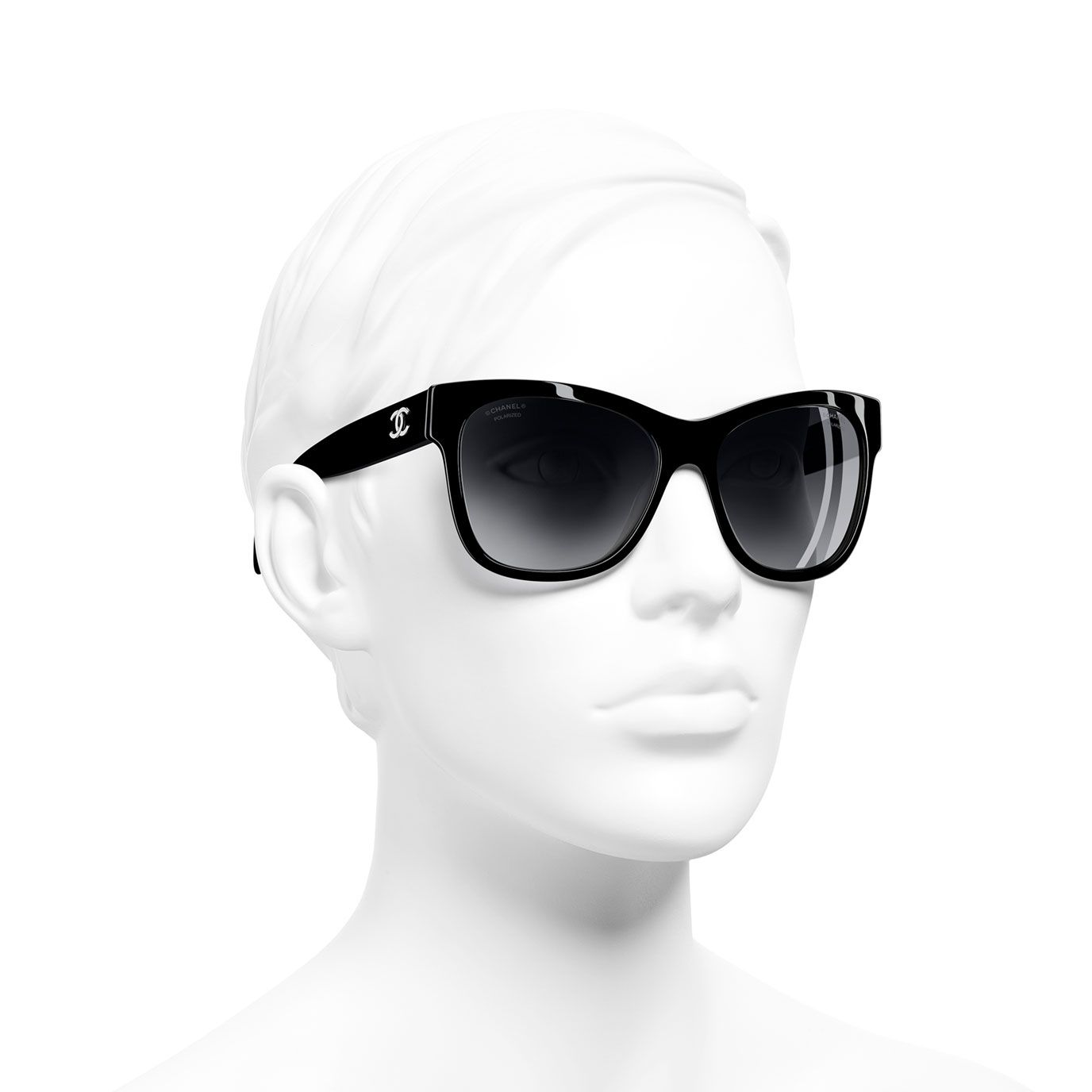 Square Fall Sunglasses - Chanel