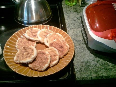 Pin By Tina Hinson On I M A Foodie Waffle Iron Recipes George Foreman Recipes Sandwich Maker Recipes