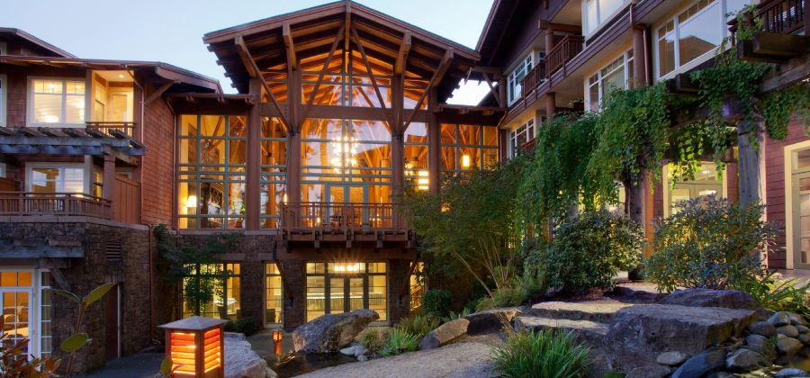 Alderbrook Resort Spa Washington State Nw