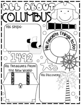 Anchors Aweigh It S Columbus Day A Collection Of Activities For Columbus Day Homeschool Social Studies Kindergarten Social Studies Teaching Social Studies