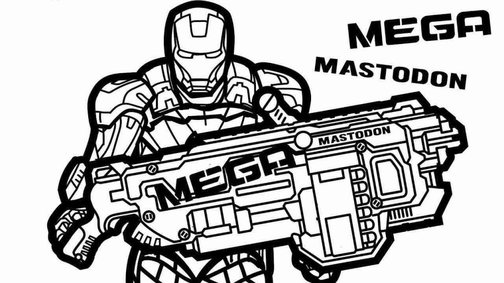 Pin auf Toys and Action Figure Coloring Pages