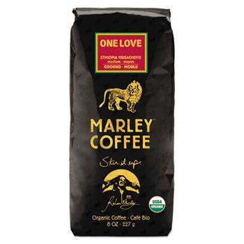 Coffee Bulk, One Love, 8 Oz Bag