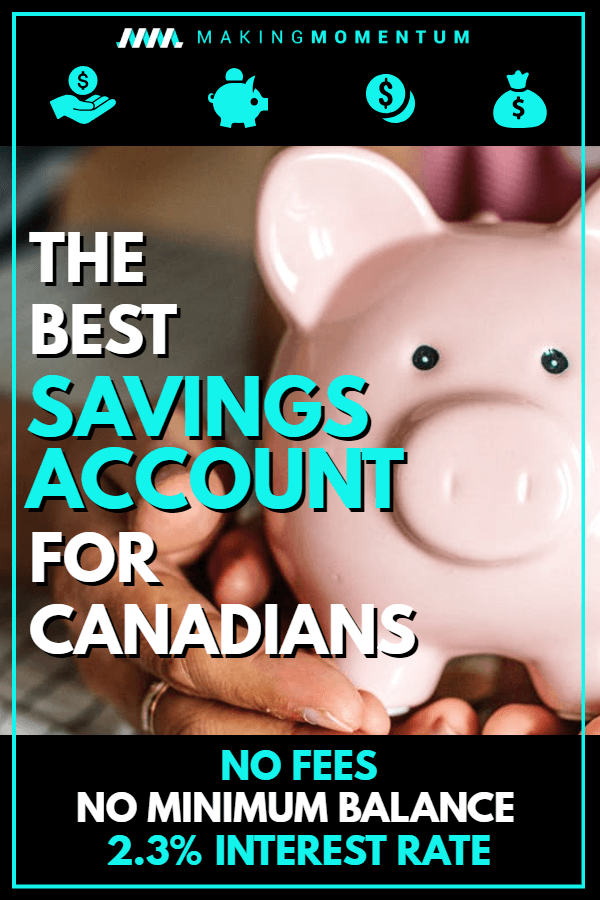 the best high interest savings account in canada