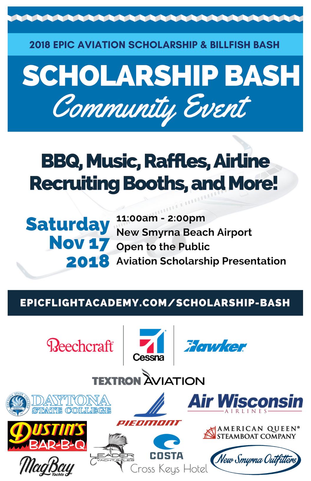 Epic Aviation Scholarship Scholarships Epic Aviation