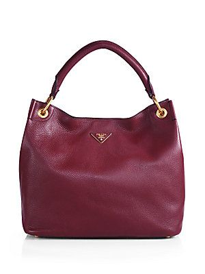 37246e31511d Prada Daino Large Hobo Bag -- Obsessed with this bag - Want in BLACK $1550