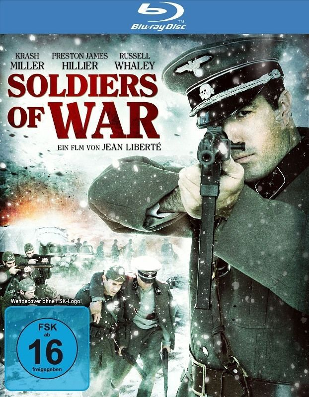 Soldiers of War - Blu-ray