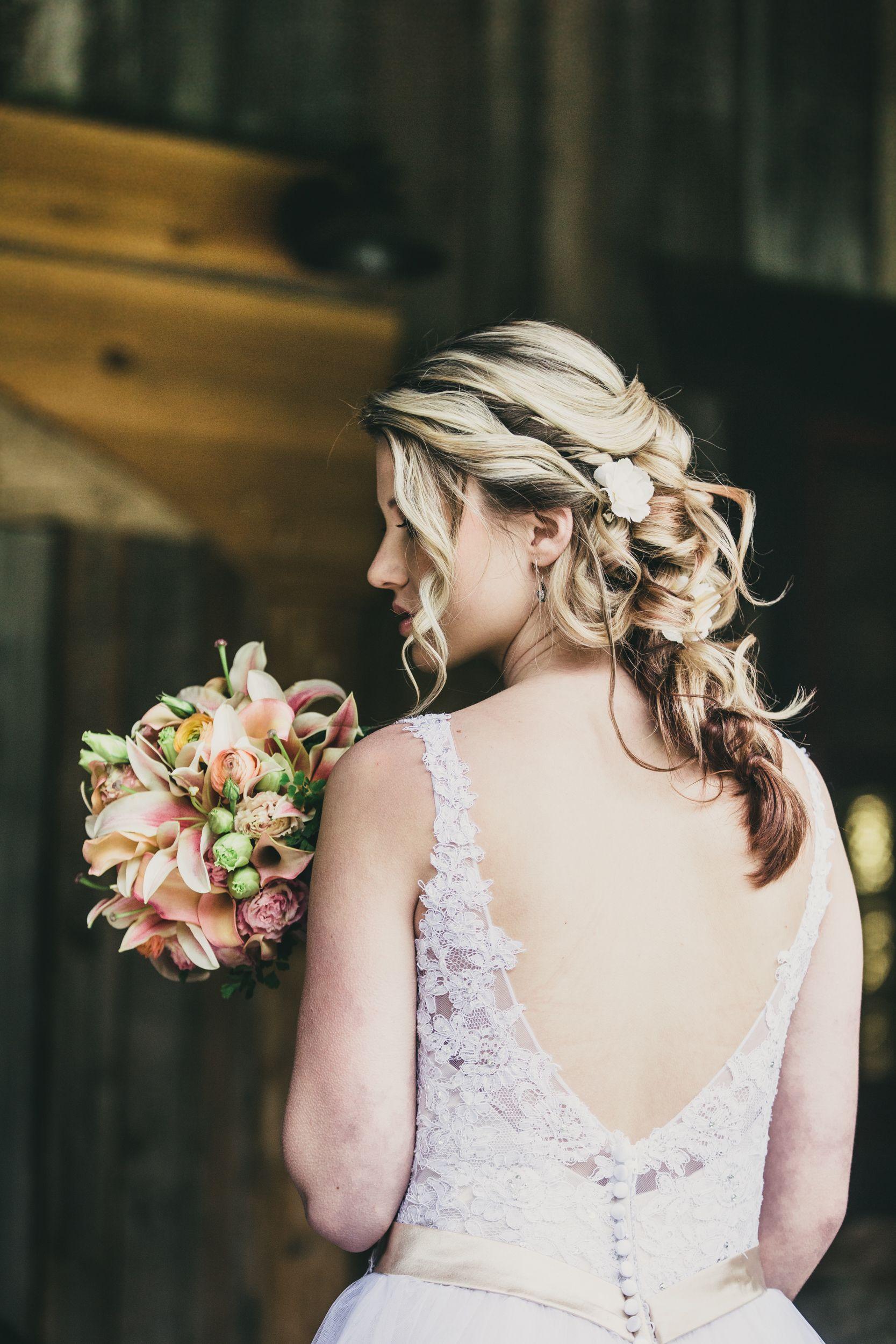 hair by ty nykole; photography by jennifer mooney