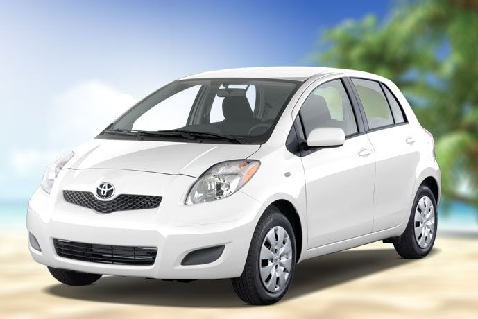 First Rent A Car In St Thomas In The Usvi 340 776 3730 Yaris Toyota Toyota Corolla
