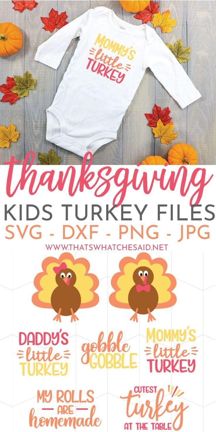 Download Thanksgiving Turkey Baby Bodysuit Bundle   Thanksgiving ...