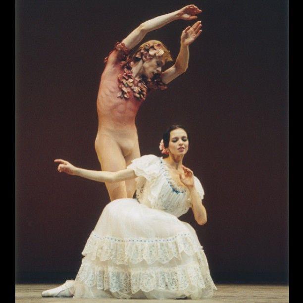 Diana Vishneva and Vladimir Malakhov - Ballet, балет, Ballett, Bailarina, Ballerina, Балерина, Ballarina, Dancer, Dance, Danse, Danza, Танцуйте, Dancing, Russian Ballet