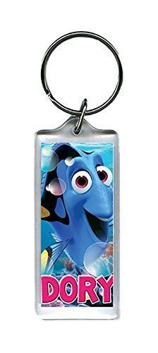 Disney Finding Dory lucite Plastic Keychain key chain