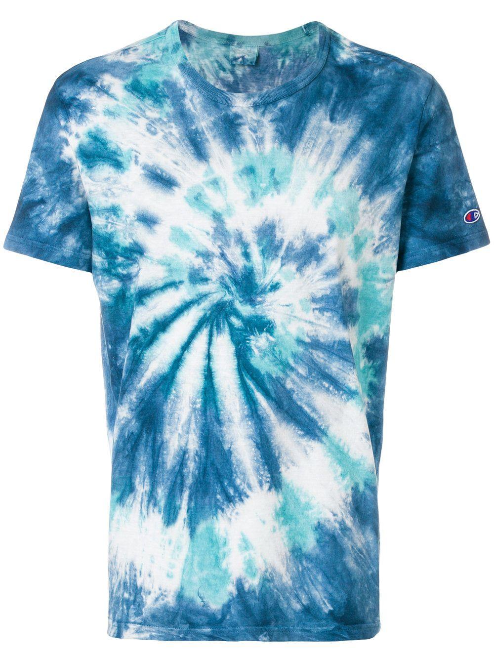 5c39eaa8e886 CHAMPION BLUE. #champion #cloth # | Champion Men | Tie dye t shirts ...
