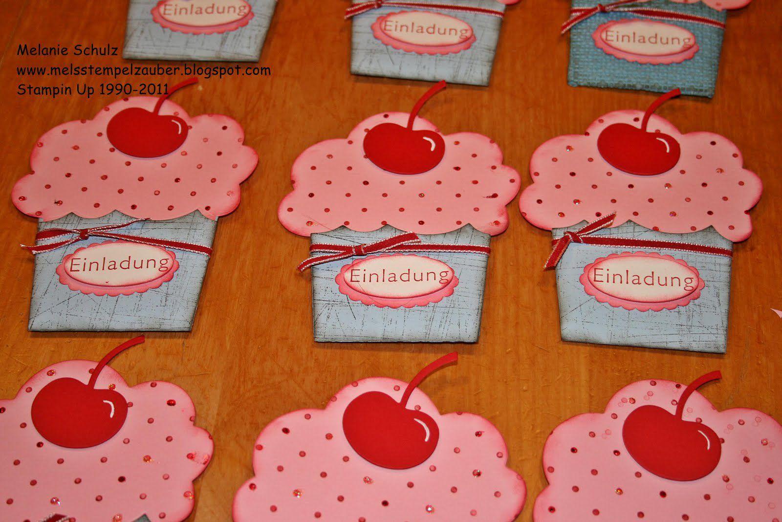 Einladungskarten Kindergeburtstag Basteln   Einladungen, Einladungs