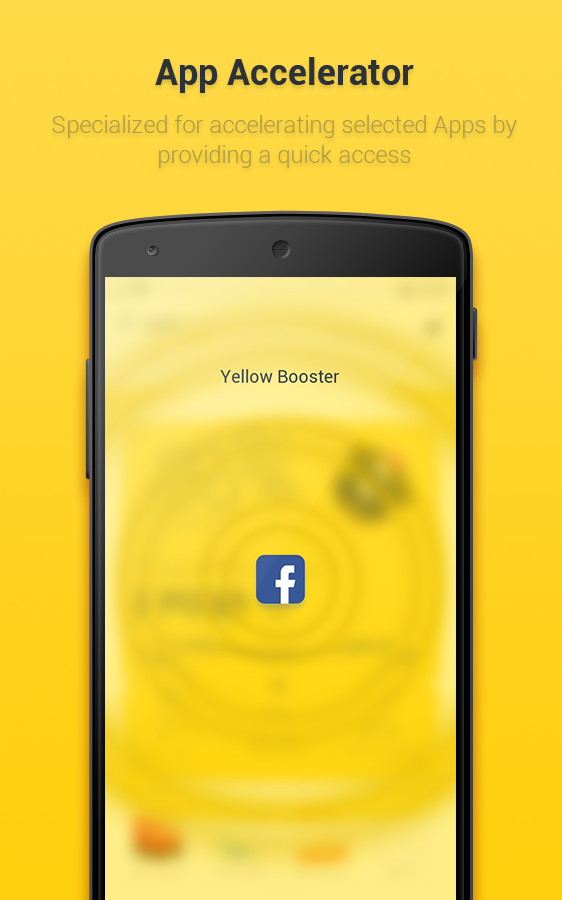 Yellow Booster Google Play Store 的热门 App App Annie