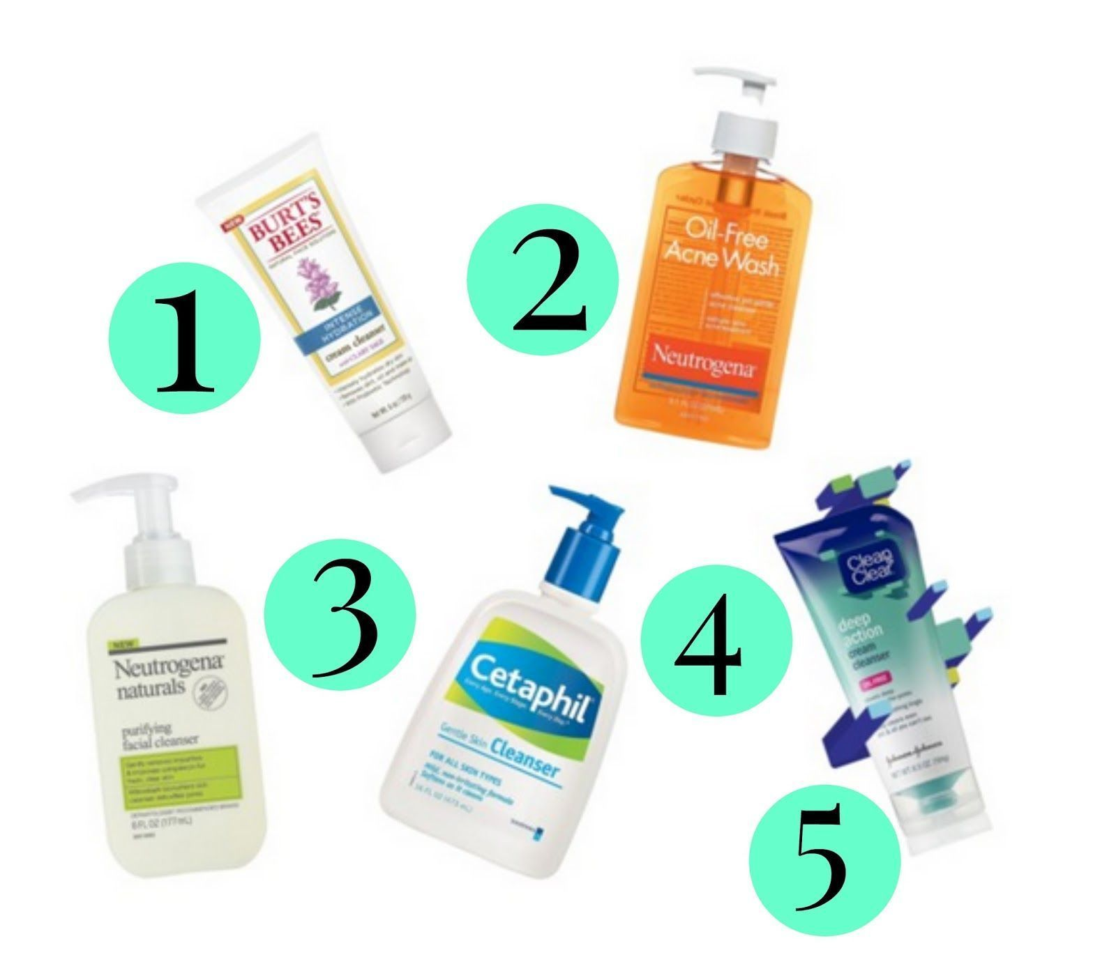 of the best facial cleansers drugstore facialcleanserdrugstore