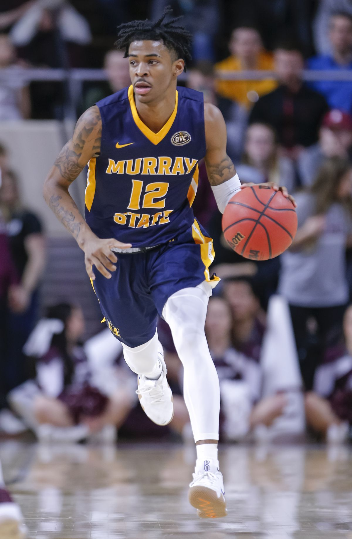 Ja Morant Will Save The Memphis Grizzlies Grizzly Bear