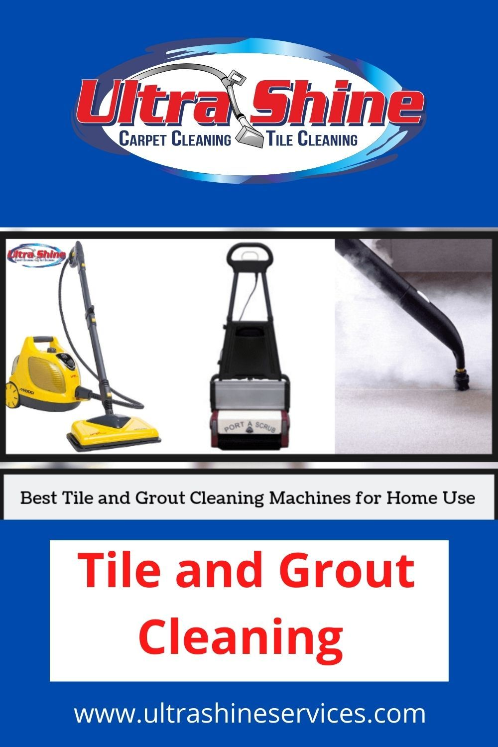 Best tile and grout cleaning machines for home use grout