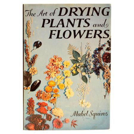 The Art of Drying Plants and Flowers, 1958