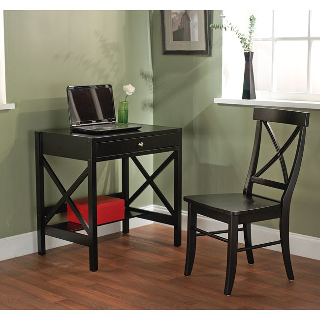 Stupendous Make The Most Of Limited Space With This Compact Desk Set Andrewgaddart Wooden Chair Designs For Living Room Andrewgaddartcom