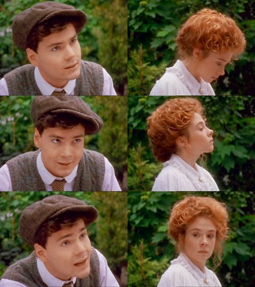 Anne Of Green Gables The Sequel 1987 Scenes From Anne Of