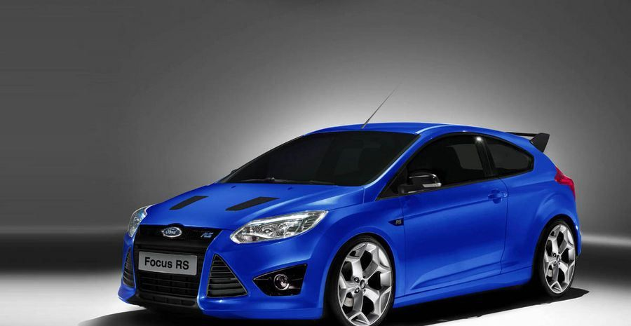 The Focus St Fast And Blue Ford Focus Ford Focus St Ford