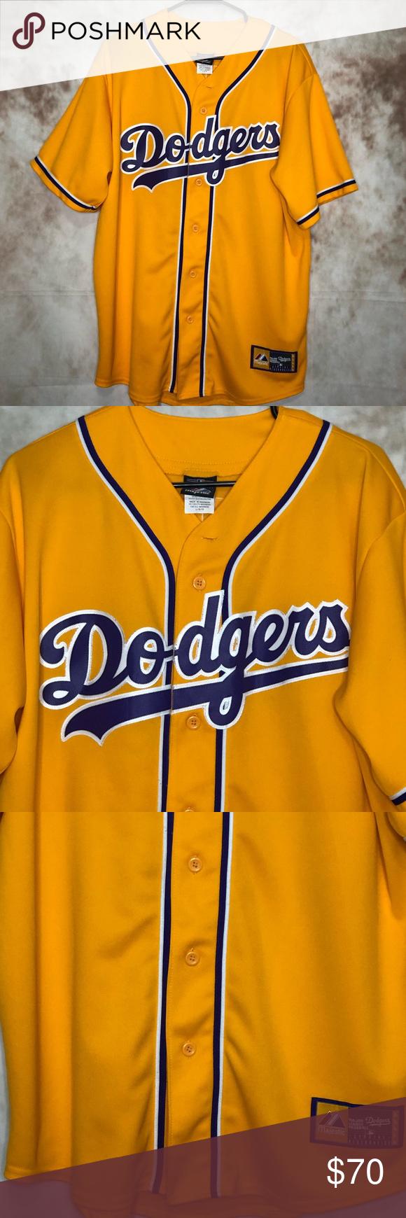 Dodgers Ramirez Jersey #99 men's Large Dodgers jersey by Majestic