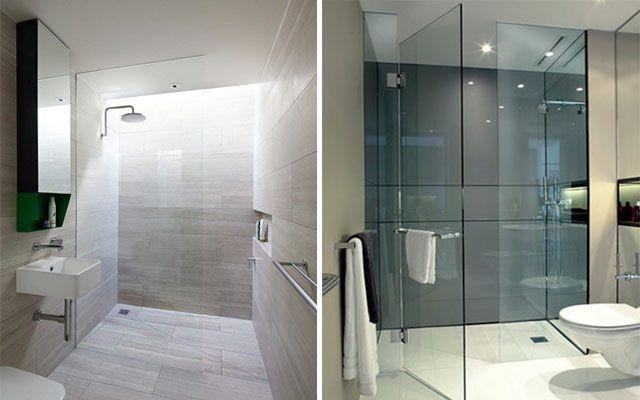duchas modernas para la decoraci n del ba o decoraci n