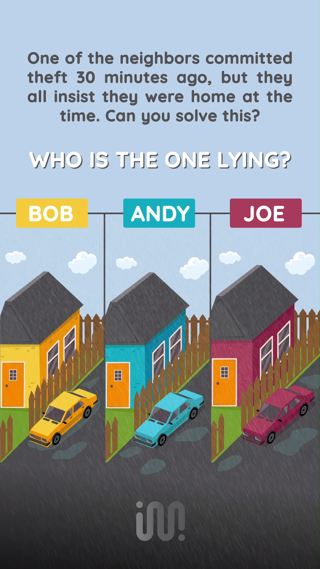 Brain teasers to make you think outside the box Riddles