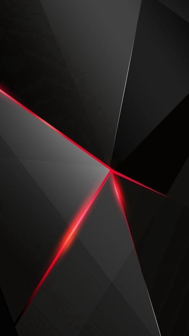 Black Light Dark Figures IPhone 5s Wallpaper