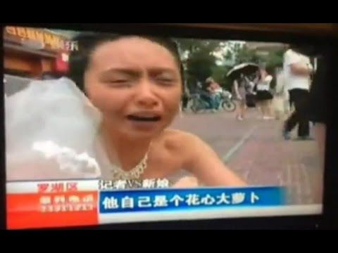Chinese Bride's Prank Goes Wrong, Angry Groom Calls Off