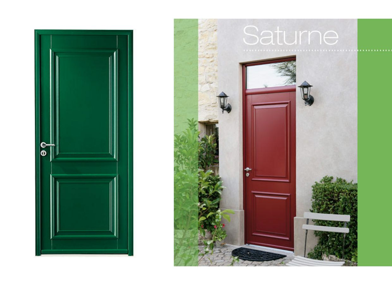 Porte D Entree Saturne Aluminium Portes Porte D Entree Portes Entree