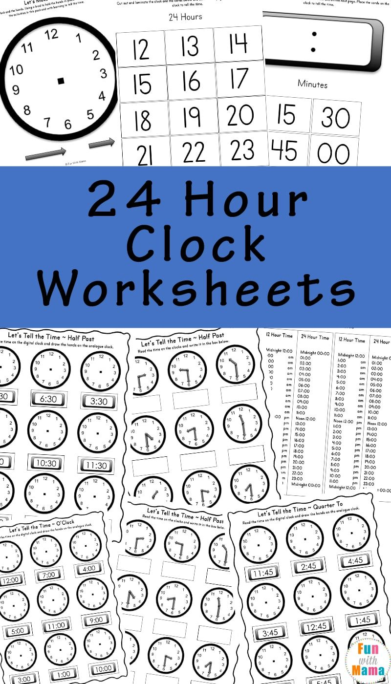 Telling Time Worksheets Time Worksheets Telling Time Worksheets Homeschool Worksheets [ 1400 x 800 Pixel ]