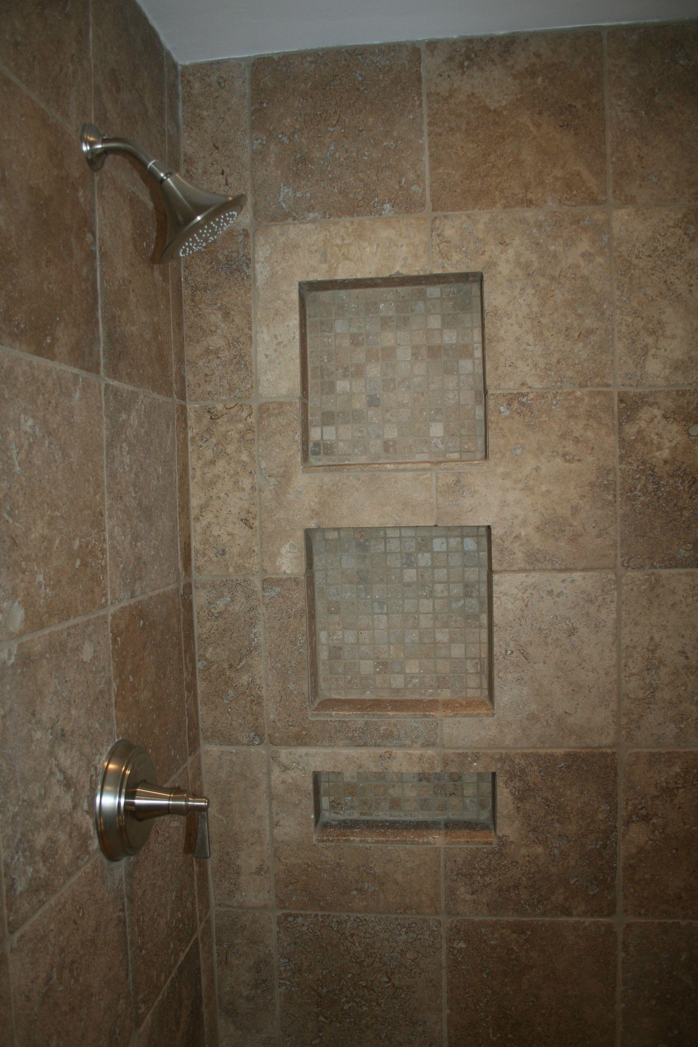 Duk Liner Recessed Shower Shelf Niche Liner Box Styled With Duk Liner Pinterest