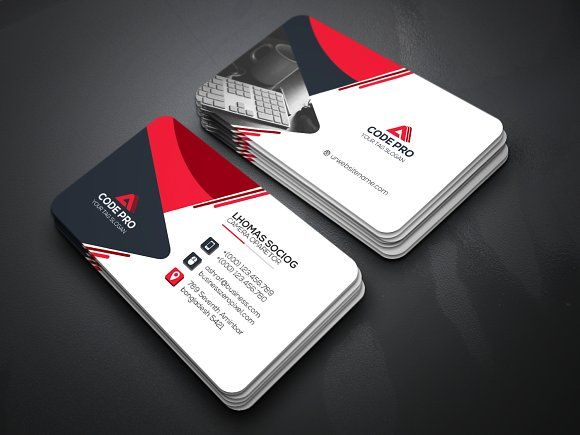 Business Card by Creative Idea on @Graphicsauthor | Templates ...