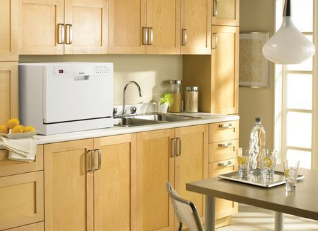 Danby Countertop Dishwasher At Walmart Ca Countertop Dishwasher Portable Dishwasher Kitchen Dishwasher