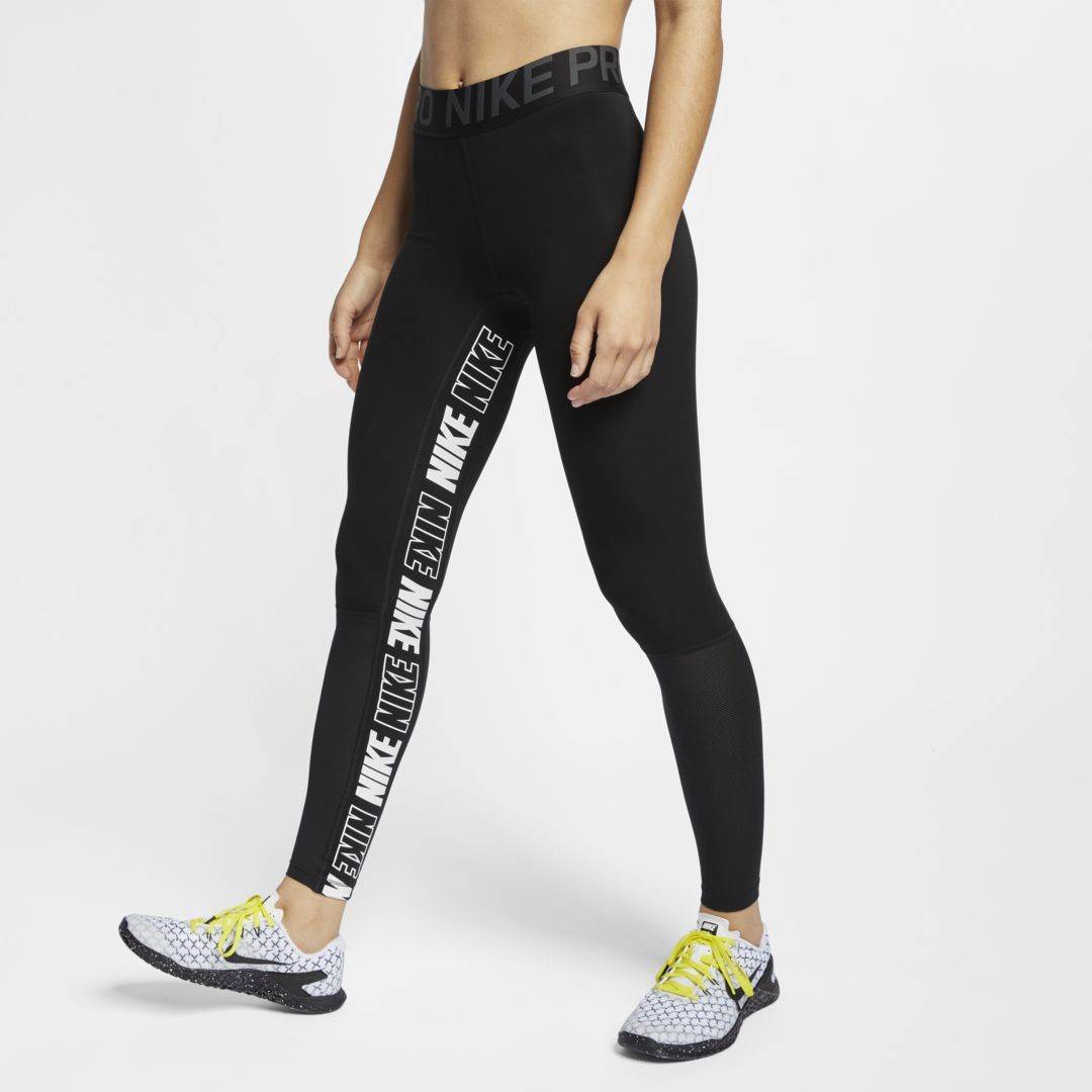 factory authentic delicate colors new release Pro Women's Graphic Tights in 2019 | Nike pro women, Nike ...
