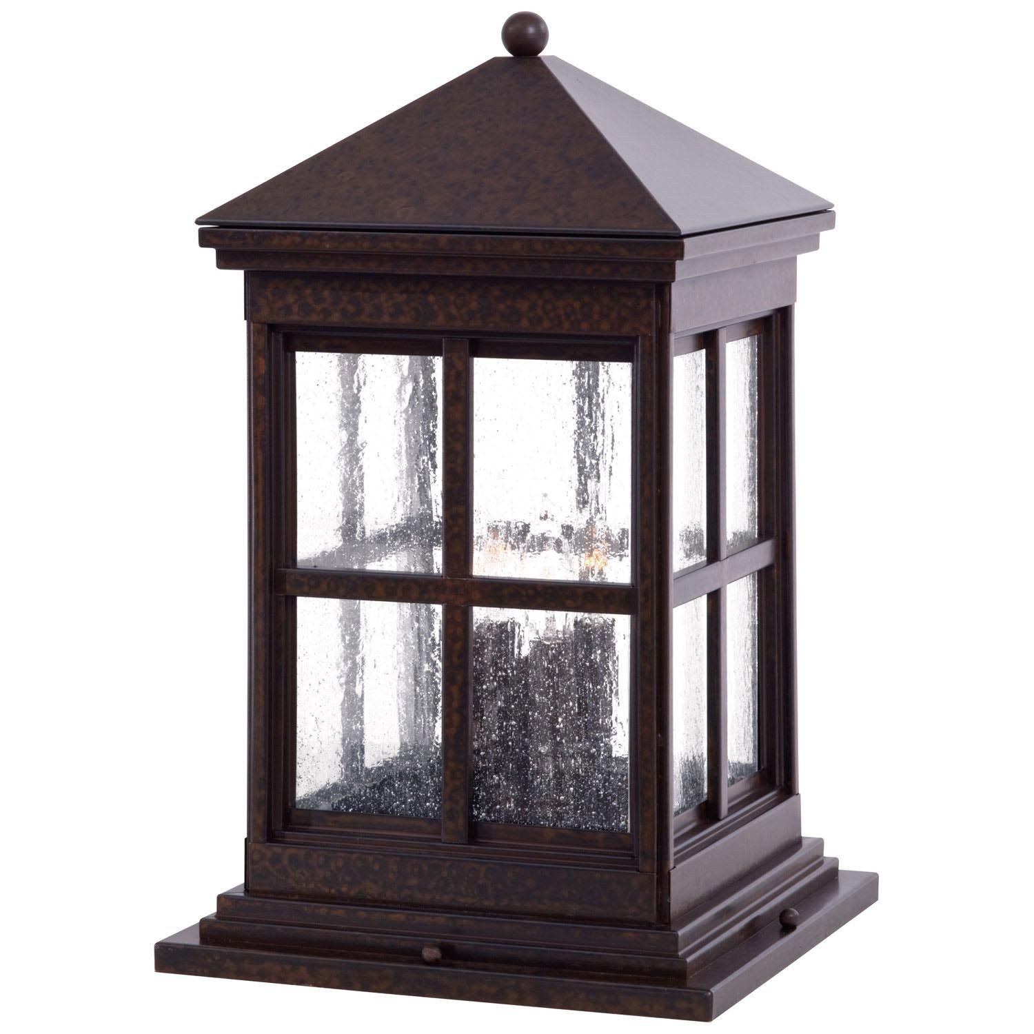 Outdoor post lantern light fixtures exterior lighting pinterest outdoor post lantern light fixtures aloadofball Image collections
