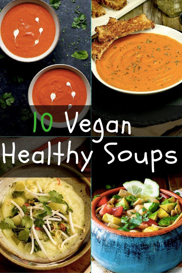 10 healthy vegan soup ideas for autumn and winter vegan
