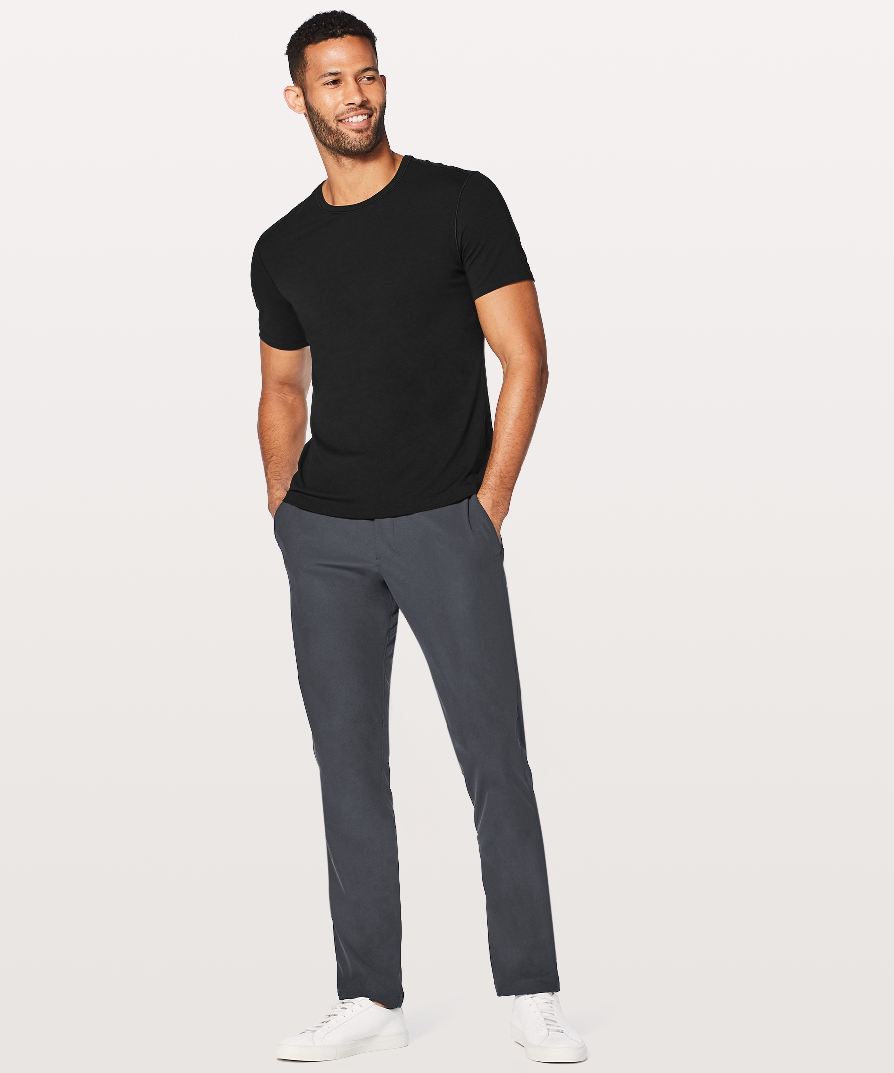 90ba32a0 Commission Pant Relaxed Online Only 34